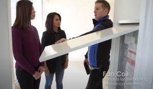Condo Inspection Fan Coil