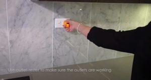 Condo Inspection Outlet Tester