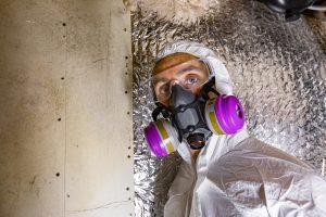 Indoor damp & air quality (IAQ) testing.
